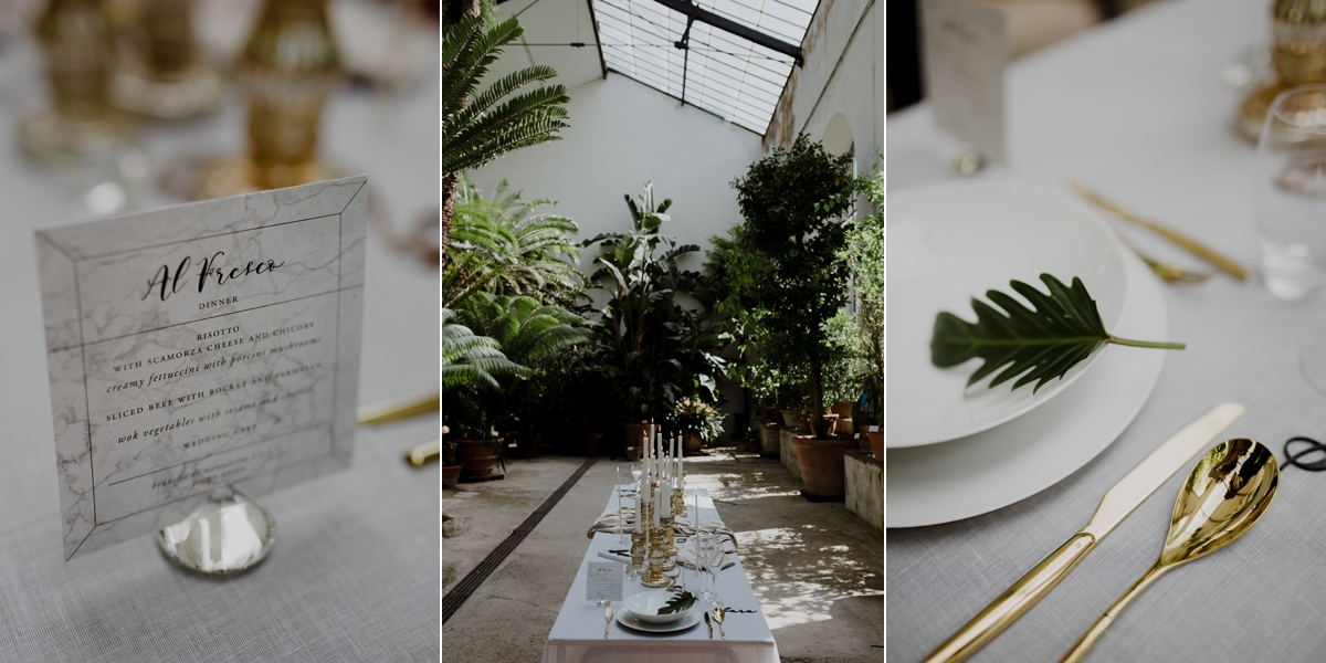 Ideas for rustic wedding decoration