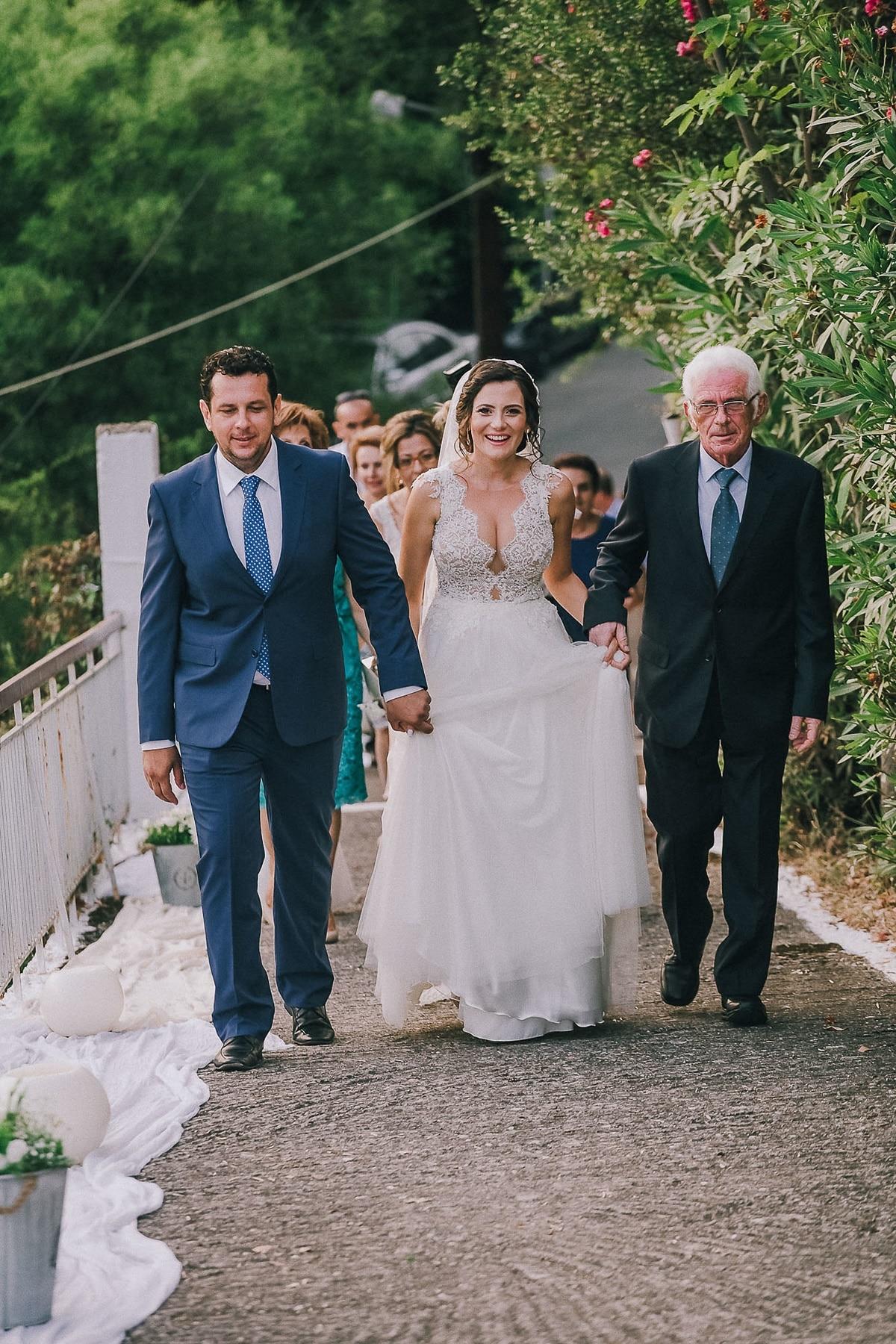 Άφιξη νύφης