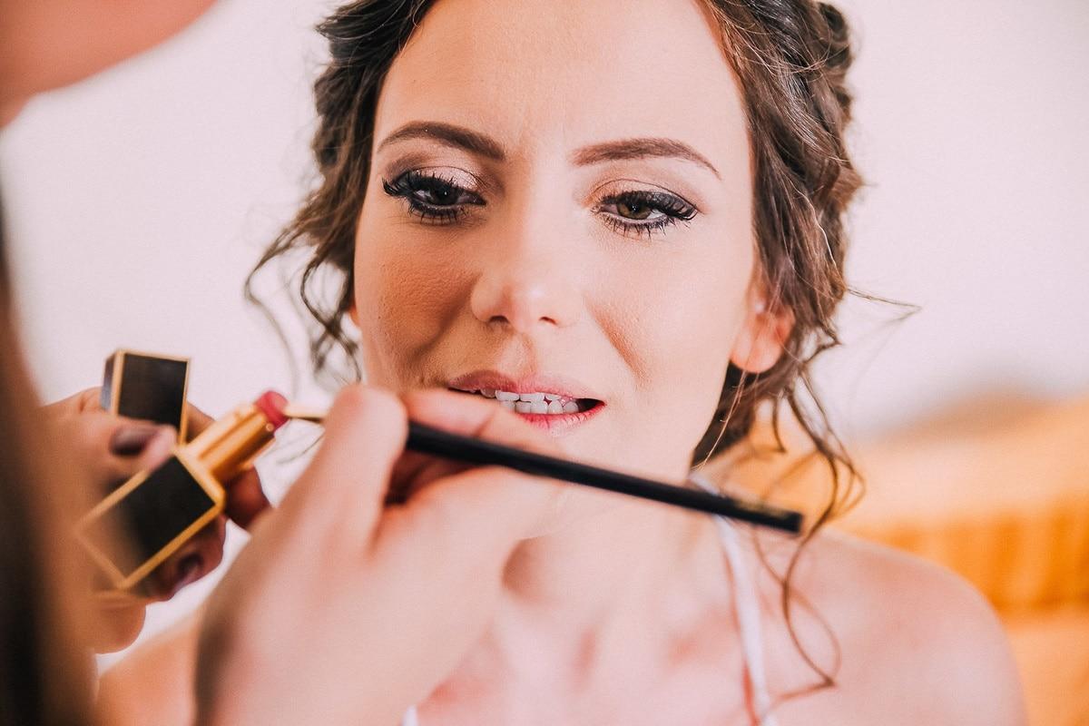 Ιδέες για ρομαντικό και απαλό νυφικό μακιγιάζ