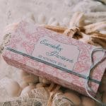 Romantic box wedding guest favor