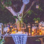 Ιδέες για ρομαντική διακόσμηση γάμου