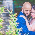 Ρομαντικός γάμος στην Αθήνα aliki koronaiou