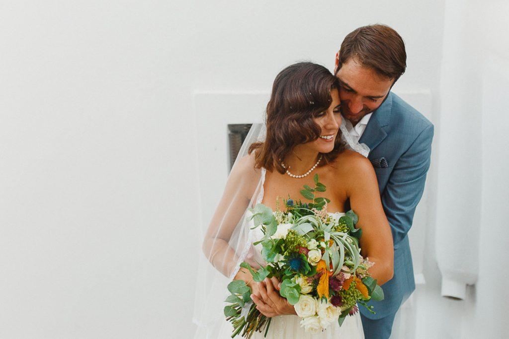 Boho summer wedding in island Greece Labrini Sotiriou