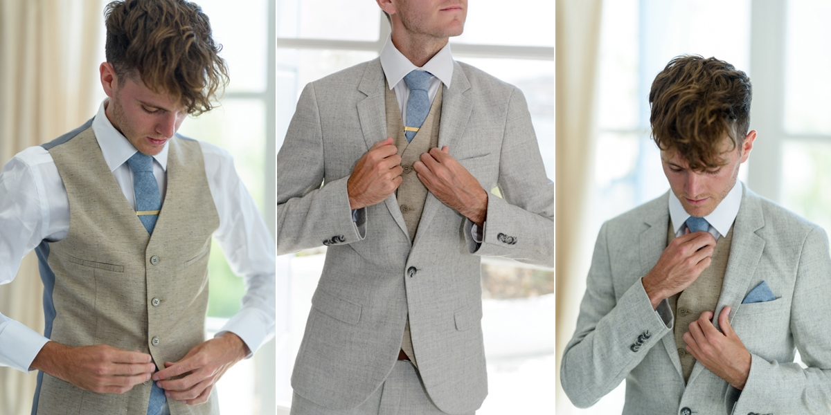 Ideas for groom's attire