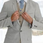 Ideas for groom's suit for a summer wedding