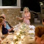 Maid of honor's speach
