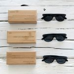 Sunglasses gift for the groom's men
