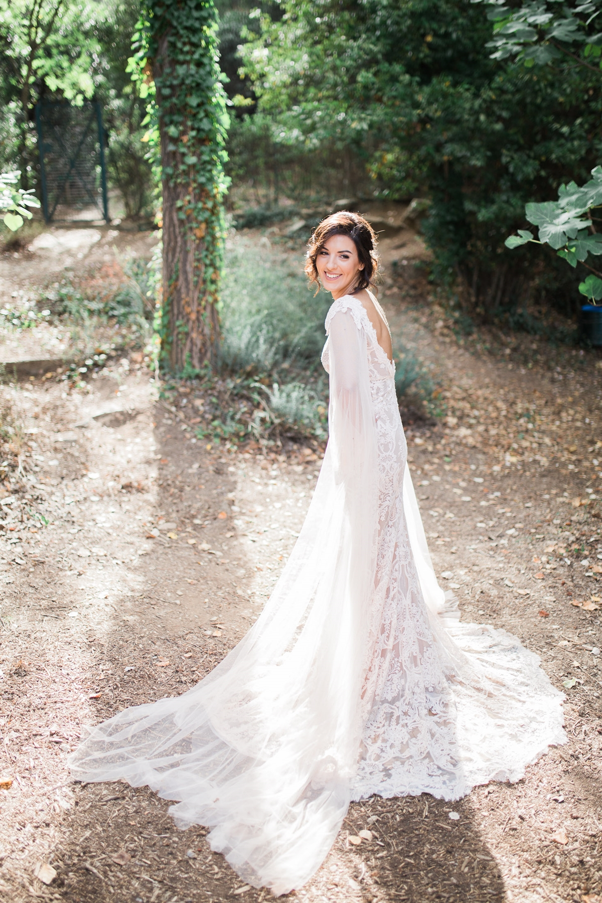 Next day session in the woods with Made Bride wedding ...