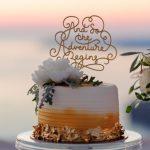 Dreamy summer wedding in Santorini Phosart Photography
