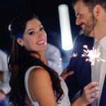 Πάρτυ γάμου στη Σαντορίνη