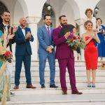 Pin up vintage themed γάμος στην Αθήνα