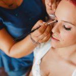 Ιδέες για νυφικό μακιγιάζ για pin up themed γάμο