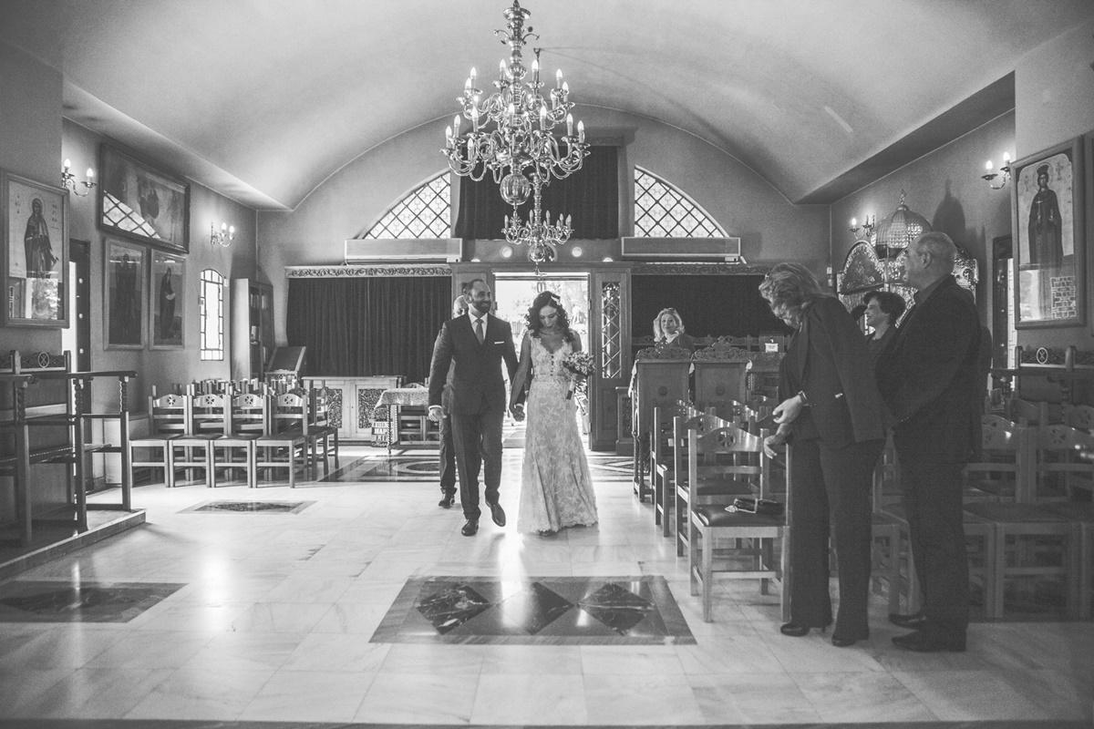 Ρομαντικός rustic γάμος σε ιβουάρ αποχρώσεις