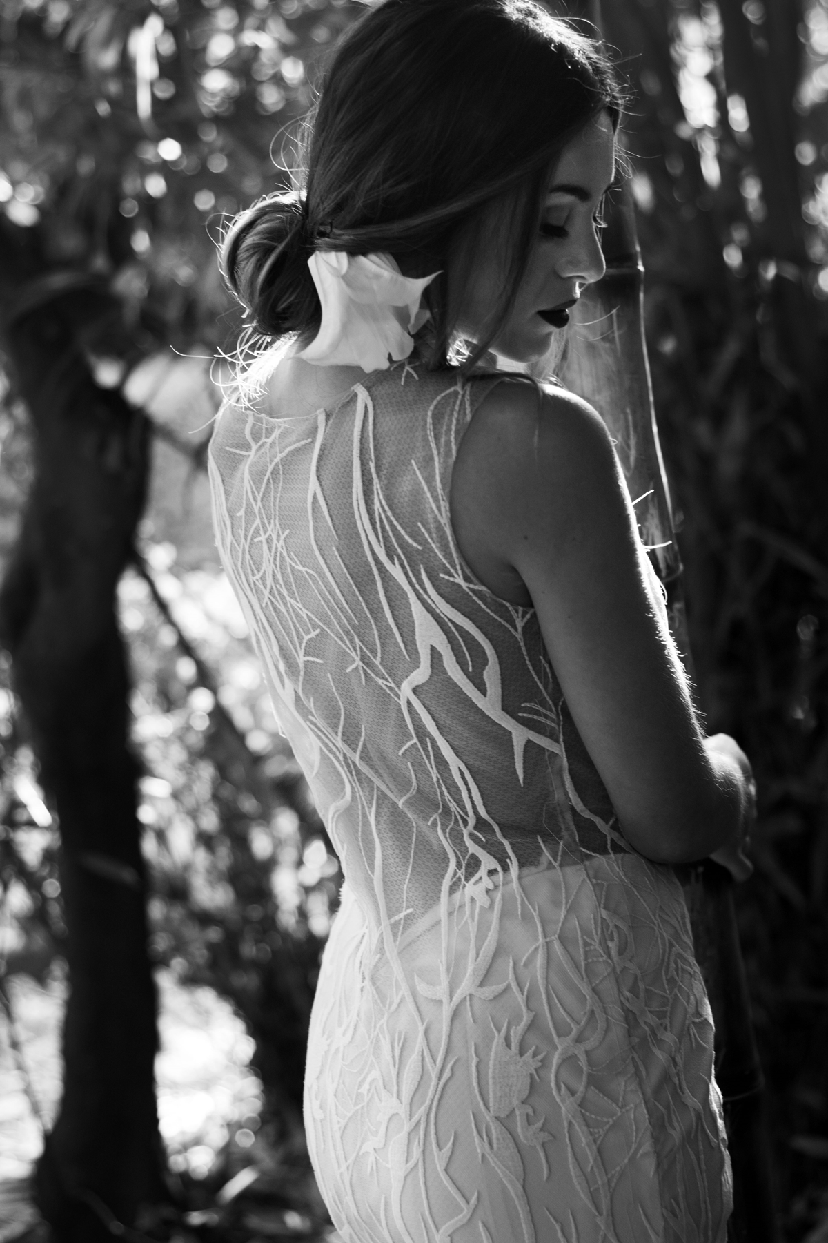 Bridal fashion shoot with Lewaa Haute Couture wedding dresses