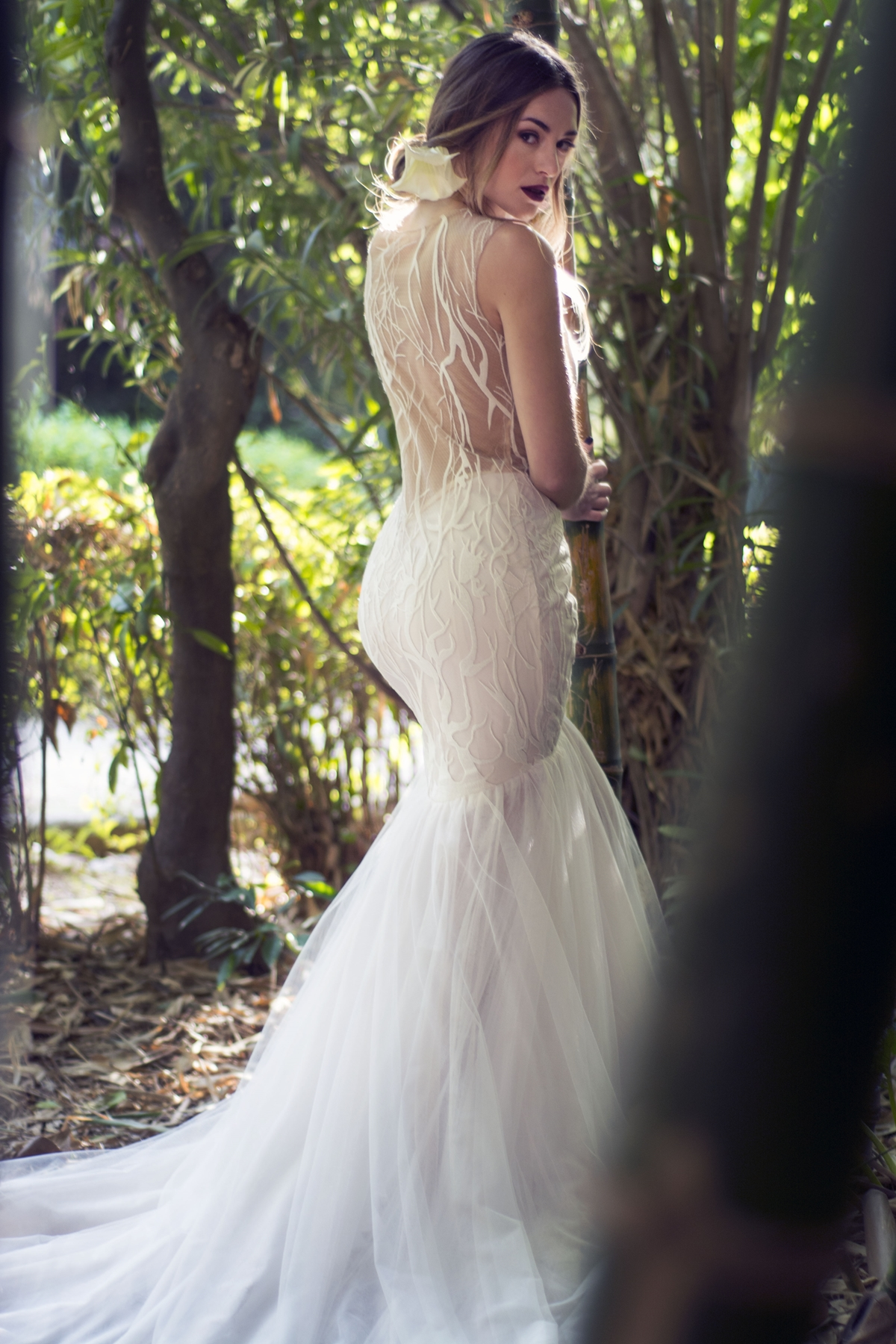 Bridal fashion shoot with Lewaa Haute Couture wedding ...