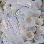 Ένας ρομαντικός γάμος στο χρώμα της μέντας στην Κρήτη