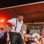 Χορός σε πάρτυ γάμου