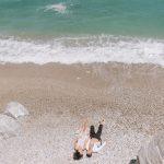 Romantic mint wedding in Crete