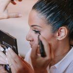 Καλοκαιρινό νυφικό μακιγιάζ με γήινους τόνους