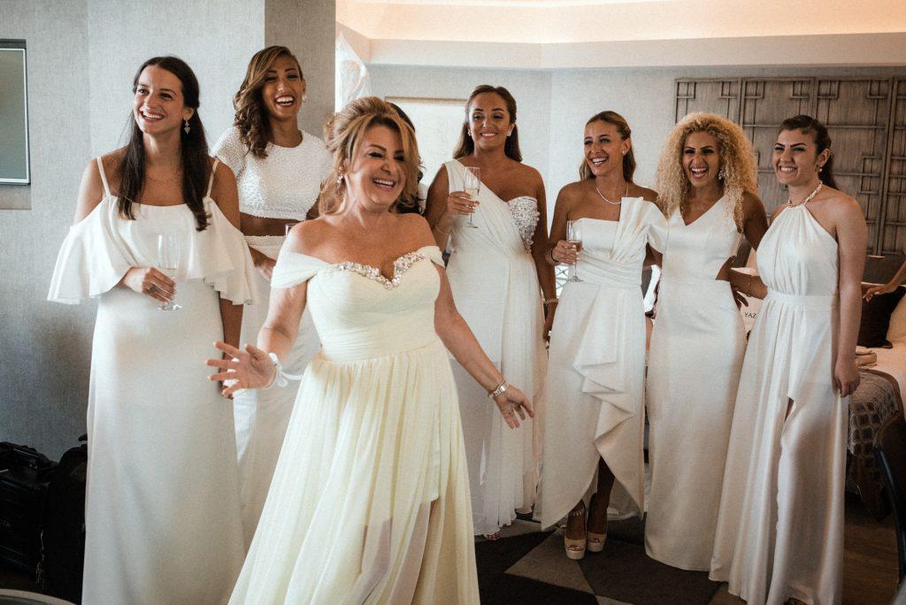 Εντυπωσιακός γάμος στην Αθηναϊκή Ριβιέρα