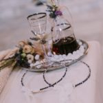 A DIY wedding with lavender and spikes in Kastoria