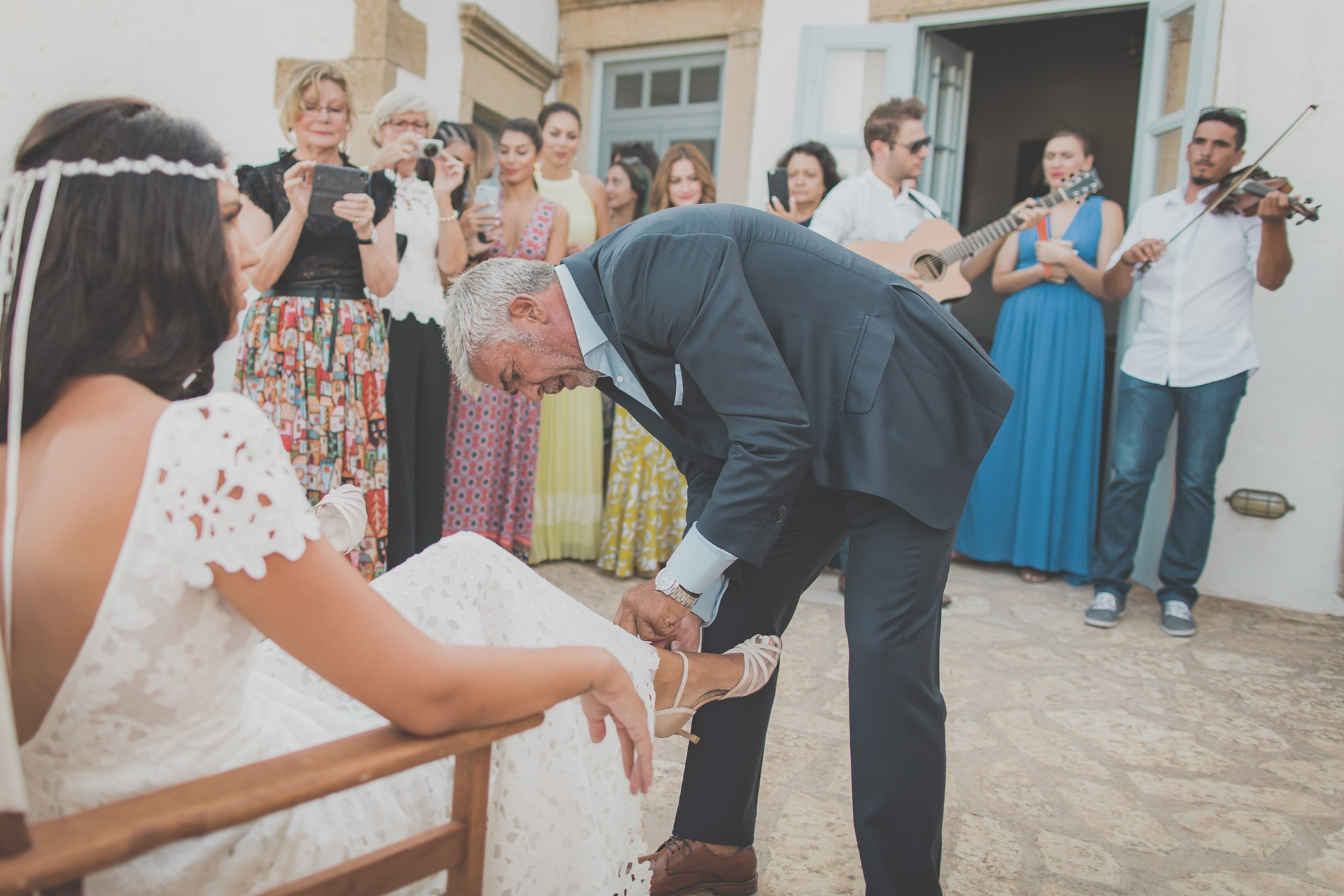 A wonderful fall wedding in Patmos