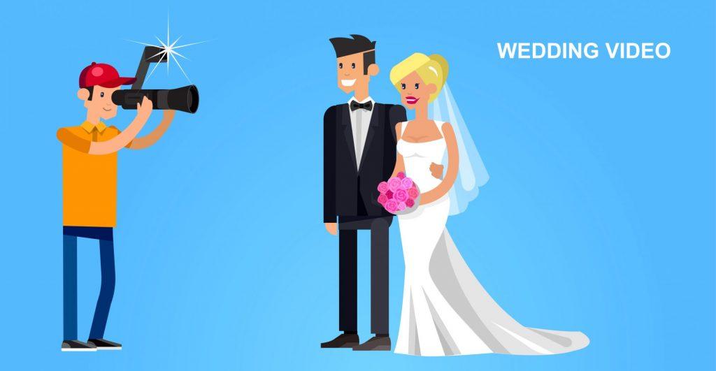 Γιατί πρέπει να έχω επαγγελματία βιντεογράφο στο γάμου μου;