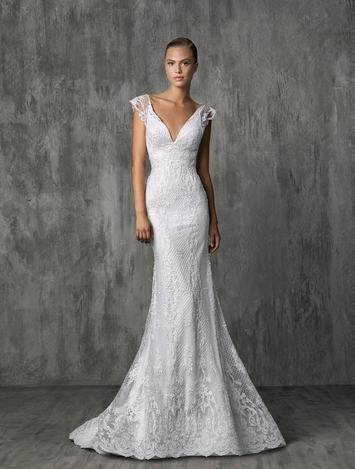 9e0e43486cc Stunning Victoria Kyriakides wedding dressed