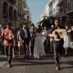 A stunning civil wedding in Crete