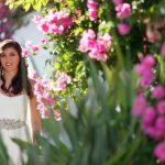 Stunning wedding in Paros with Jenny Packham wedding dress