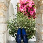 Εντυπωσιακός γάμος στην Πάρο με νυφικό Jenny Packham