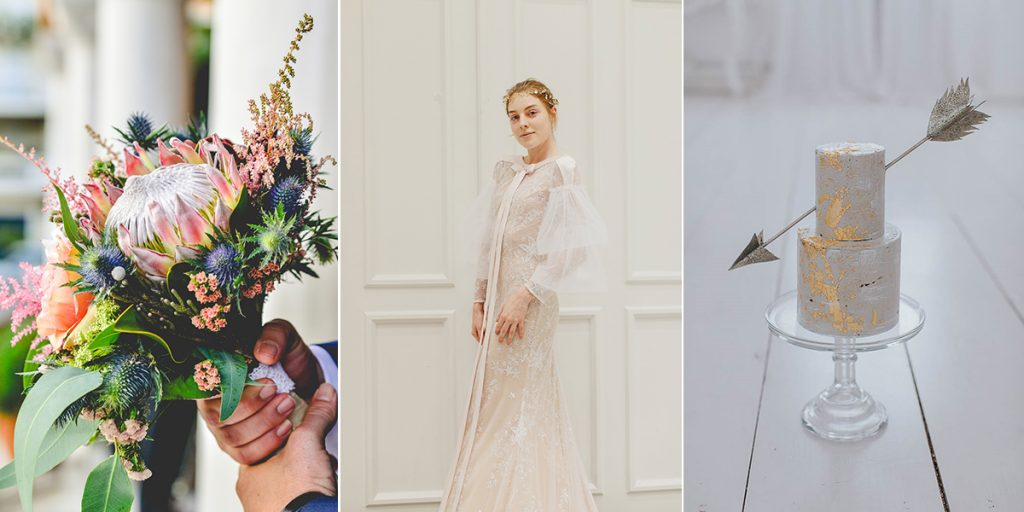 Pinterest 2018 wedding trends