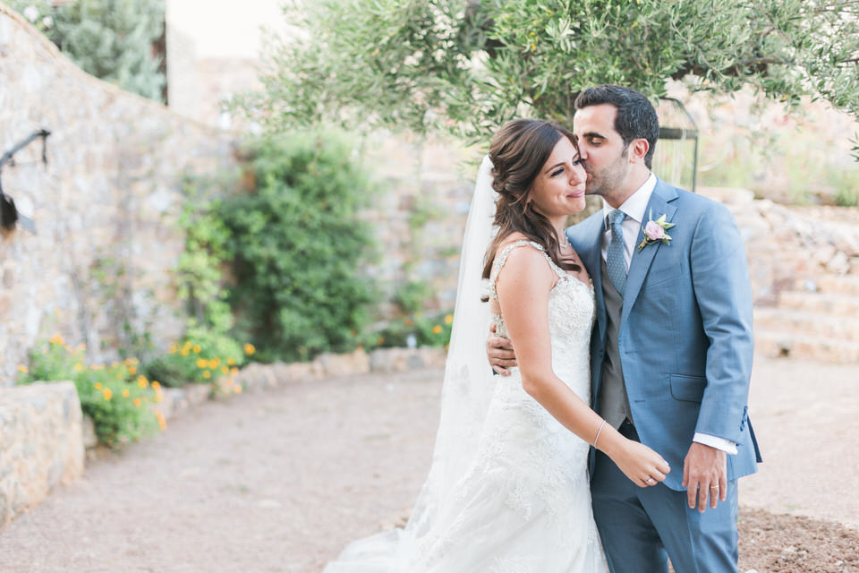 A romantic Lebanese wedding in Athens