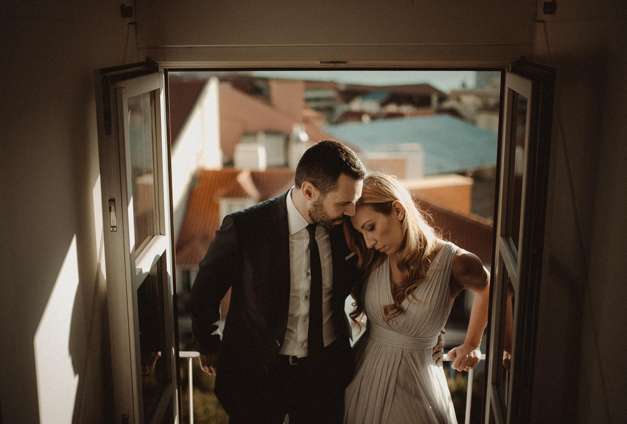 Next day φωτογράφιση γάμου στη Λισαβόνα
