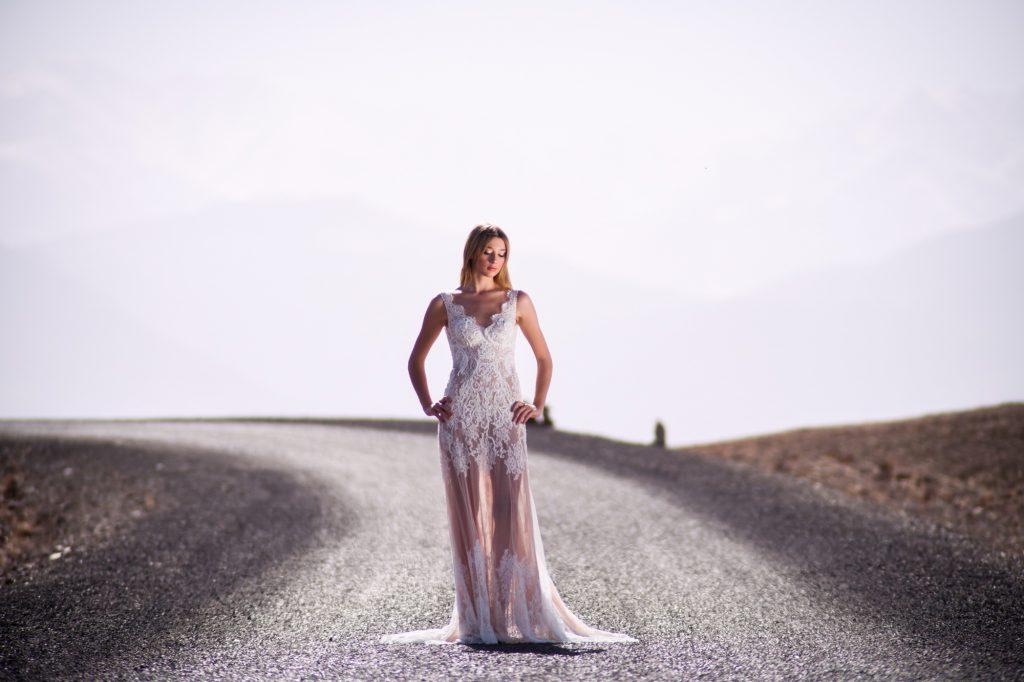 Stunning dreamy wedding dresses by Mairi Mparola