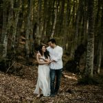 Engagement session in Paggaion Mountain