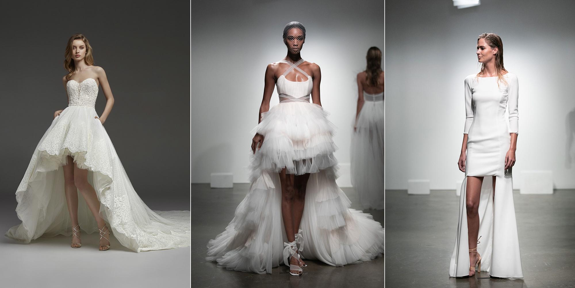 8 Νυφικά Trends από την Bridal Fashion Week