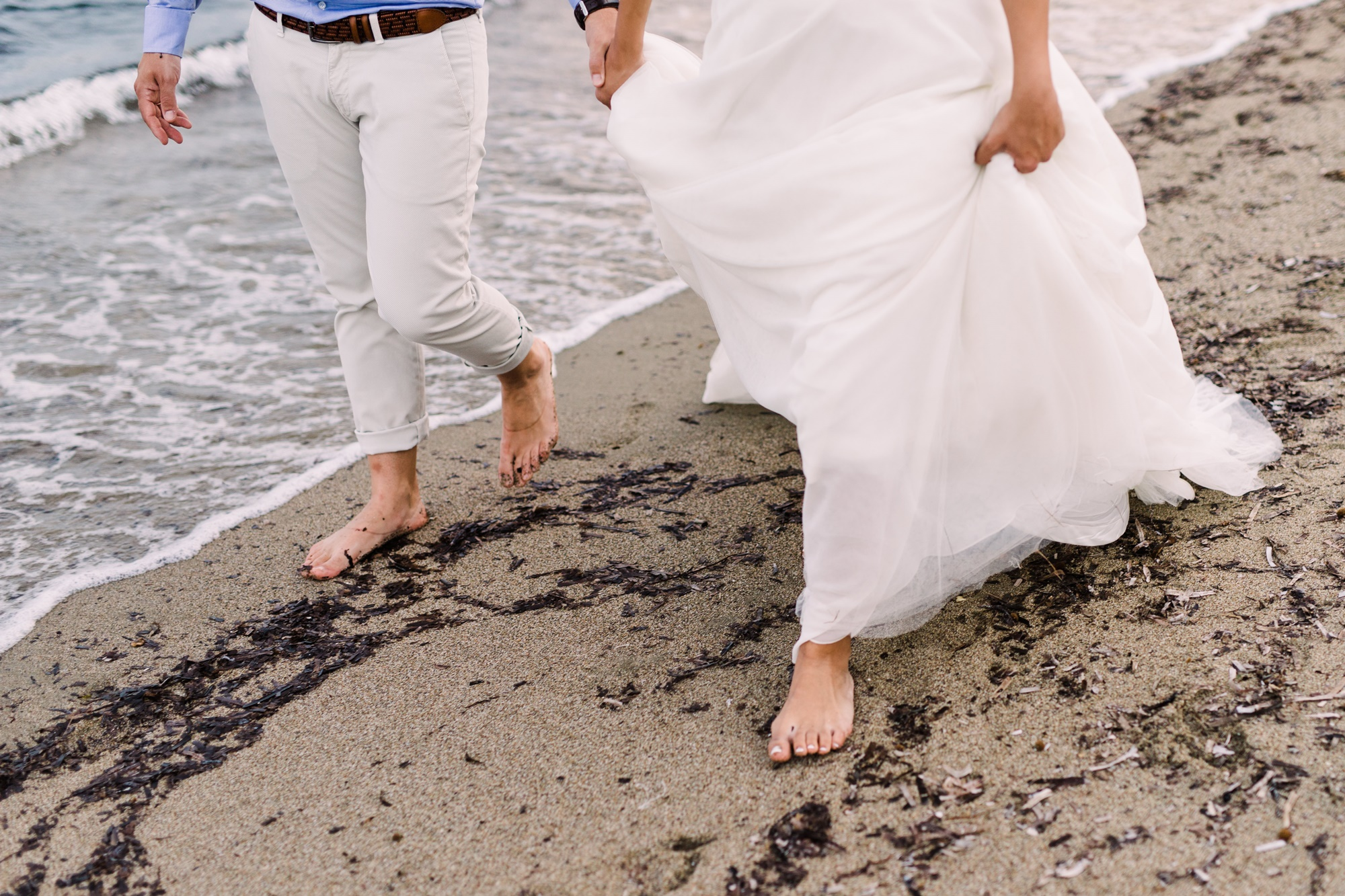 Καλοκαιρινός γάμος με ρομαντικές & rustic πινελιές