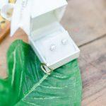 βέρες γάμου και σκουλαρίκια για την νύφη