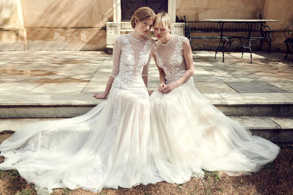 Μοναδικά νυφικά φορέματα by Costarellos