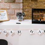 cigar bar γάμου με πούρα