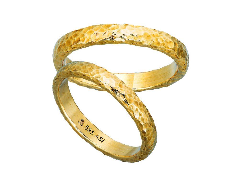 Χρυσές Βέρες ΓάμουSkaras Jewels