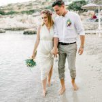 Boho καλοκαιρινός γάμος στη Χάλκη