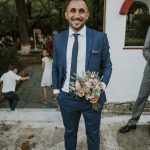 A floral rustic wedding in Thessaloniki