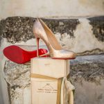 Our favorite Christian Louboutin bridal shoes