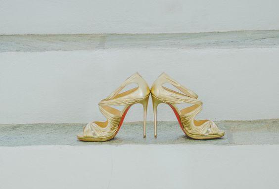 Τα αγαπημένα μας Christian Louboutin νυφικά παπούτσια