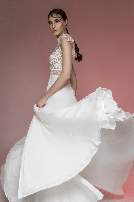 Lovely Wedding Dresses By Mairi Mparola Weddingtales