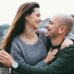 Engagement session at Tithorea