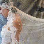 Unique ethereal wedding dresses by Vasia Tzotzopoulou