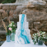 Summer wedding with soft color shades in Sifnos